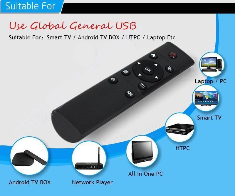 6 Axis Air Mouse